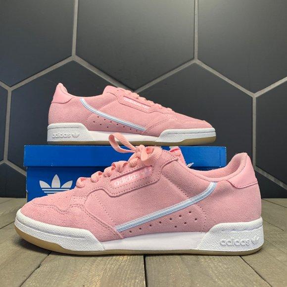 New Womens Adidas Continental 8 Hk True